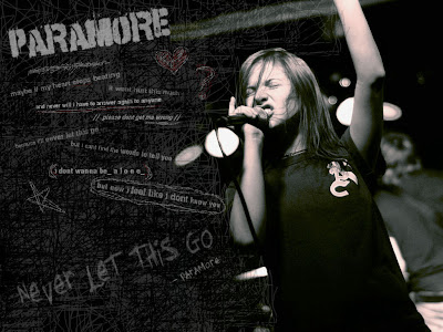 Hayley Williams Concert Wallpaper