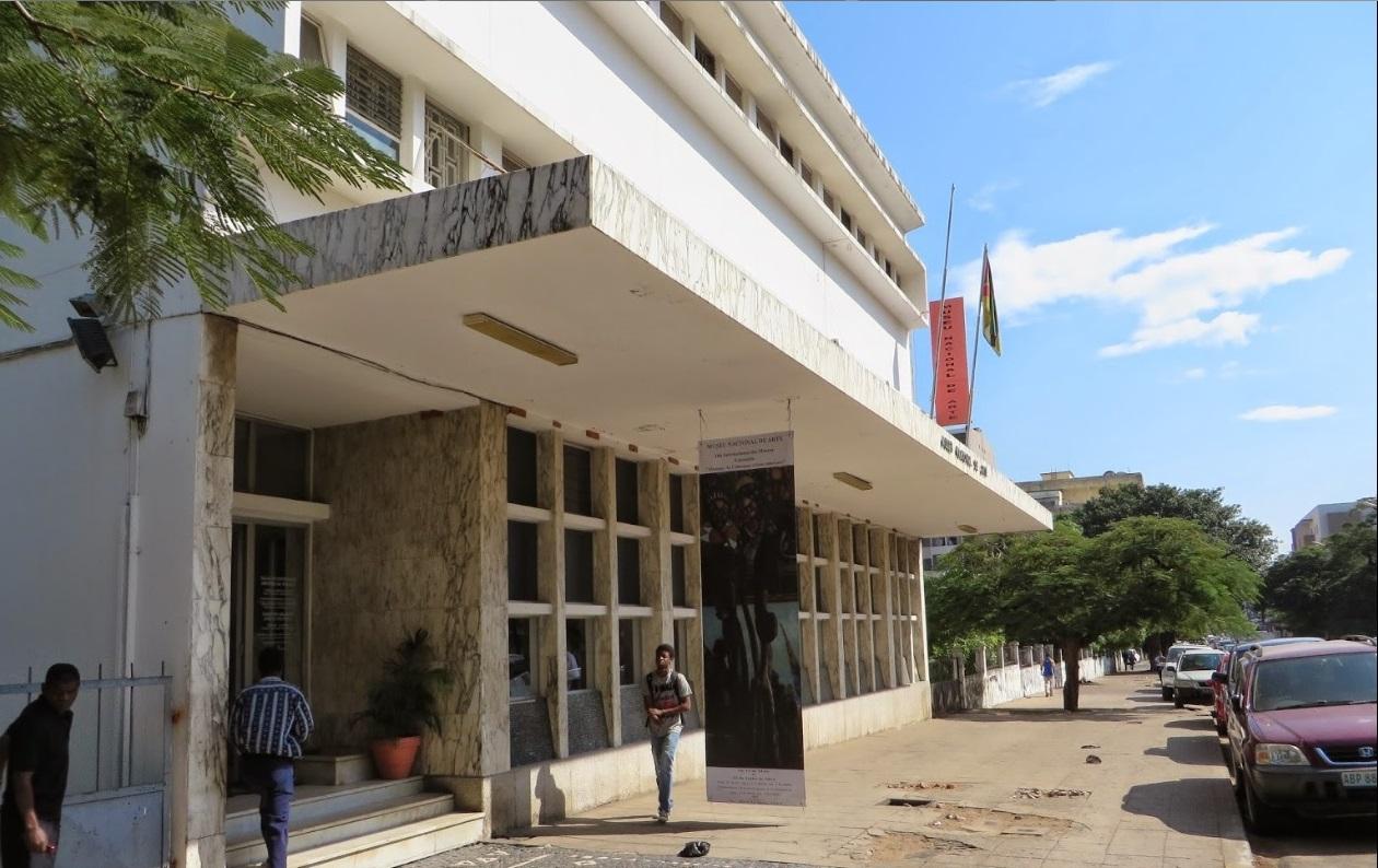 Resultado de imagem para Museu Nacional de Arte de mocambique