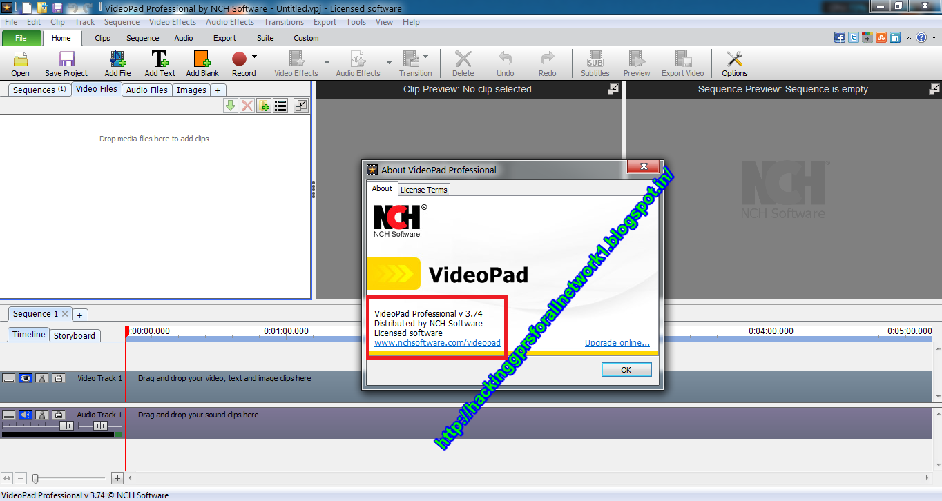 hackinggprsforall work videopad video editor v3 74 incl