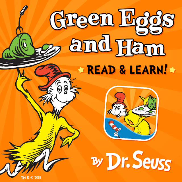 educational toys, Green Eggs and Ham, Dr. Seuss, kids learning