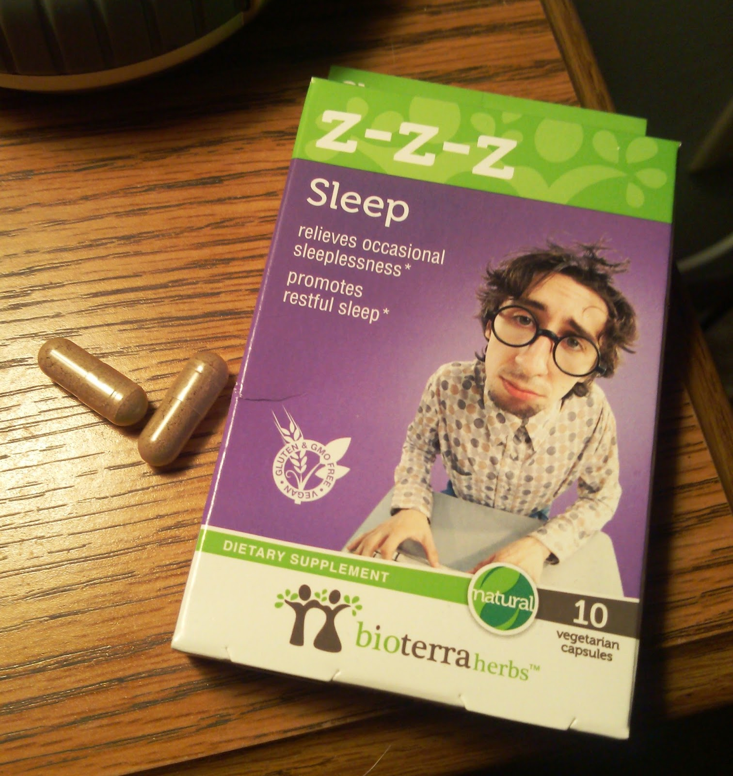 BioTerra Herbs Sleep (z-z-z) Supplement Review