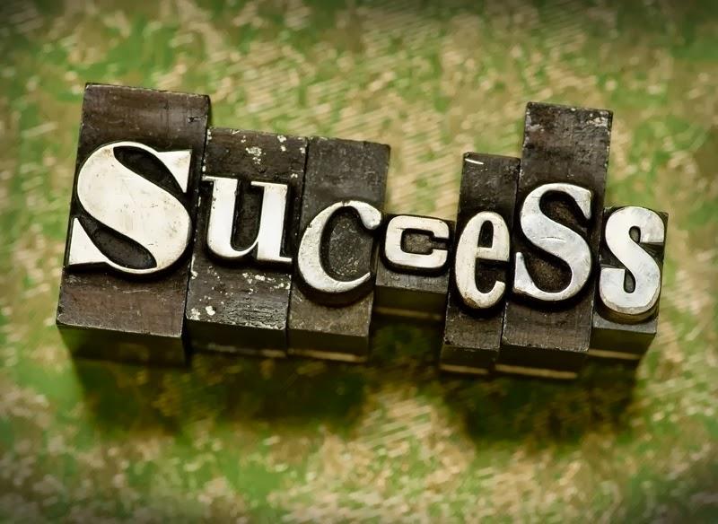 Sukses dari trading forex