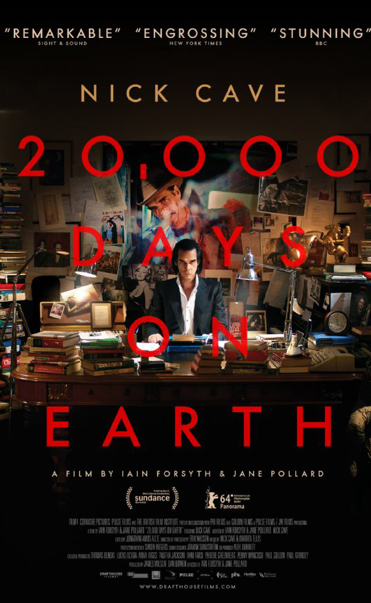 20,000 Days on Earth full movie