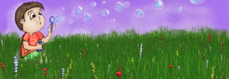 un mundo de burbujas