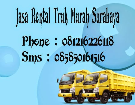 Jasa Rental Truk Murah Surabaya-Bandung