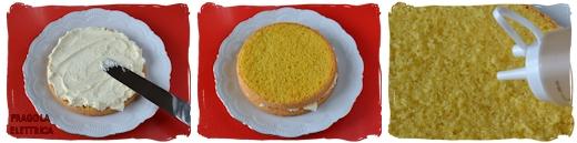 Torta Mimosa al Cioccolato Bianco