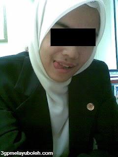 Malay women   Staff Universiti Malaysia Terengganu melayu bogel.com