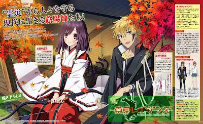 Tokyo Ravens Episode 1 Subtitle Indonesia