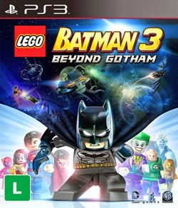 LEGO Batman 3: Beyond Gotham – PS3