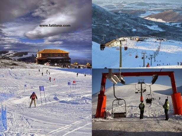 Ladik Akdağ Kayak Merkezi