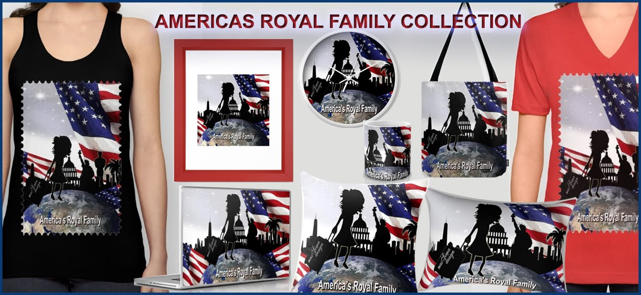 Americas Royal Family Collection