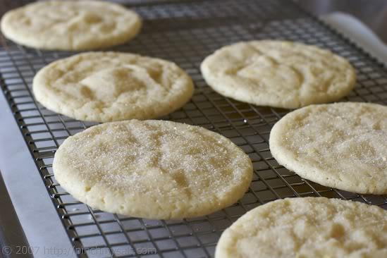 Genuine Randomosity Easy No Chill Sugar Cookies