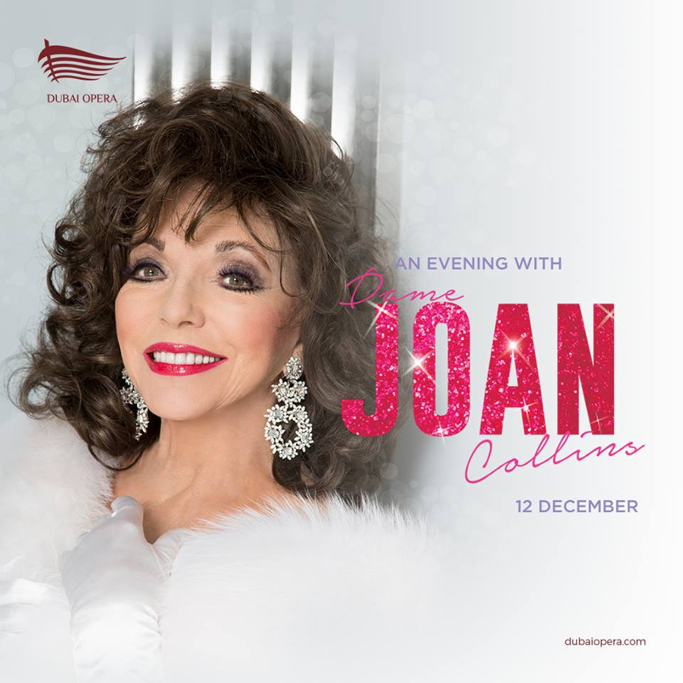 An Evening With Dame Joan Collins