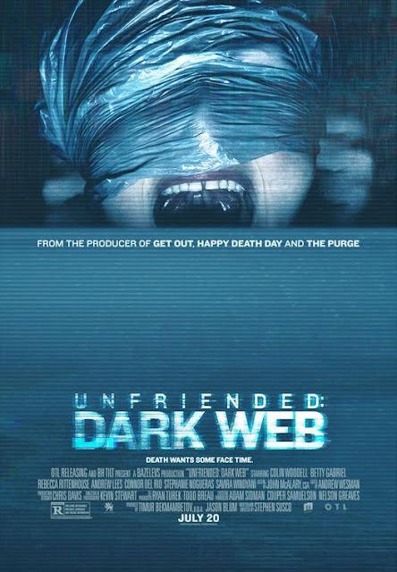 UNFRIENDED: DARK WEB (2018) ταινιες online seires xrysoi greek subs