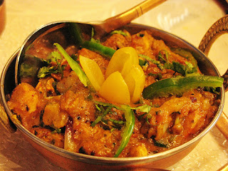 KARHAI CHICKEN (India)