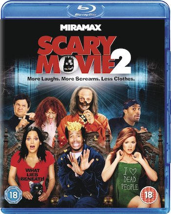 Scary Movie 2 2001 Unrated Dual Audio BluRay Download
