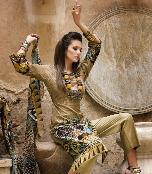 WORLD FASHION Gul Ahmed Dress From Pakistan 1008