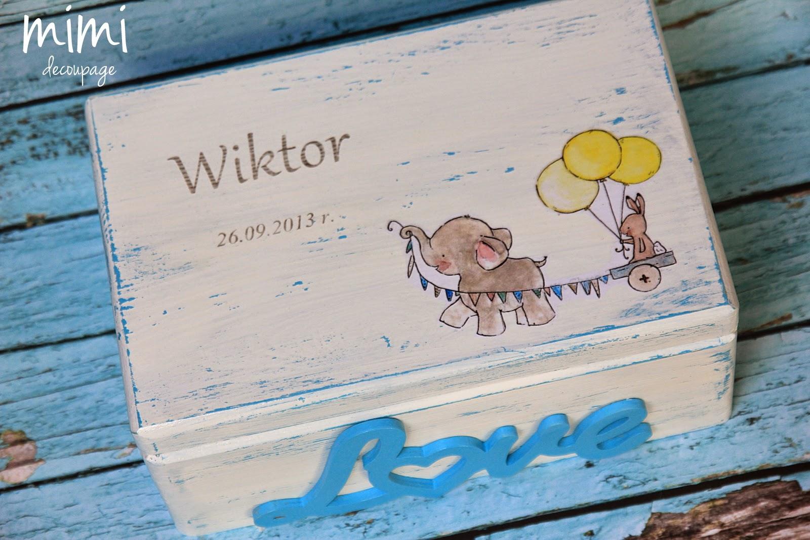 W jak Wiktor ;)