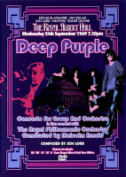 Portada del DVD de Concerto For Group And Orchestra de Deep Purple