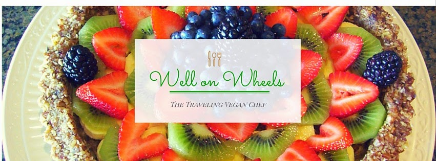 Well on Wheels - The traveling vegan chef