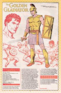 Gladiador Dorado (ficha dc comics)