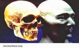 La cueva de los Gigantes en Nevada USA que la ciencia quiere ocultar Cueva+de+Lovelock+reconstrucci%C3%B3n+rostro+de+gigante