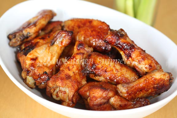 My kitchen snippets oven baked chinese five spice chicken wings oven baked chinese five spice chicken wings forumfinder Choice Image
