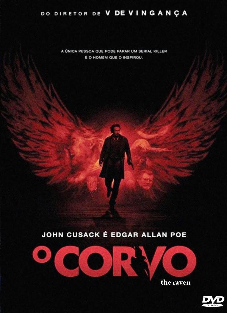 O Corvo – Dublado (2012)