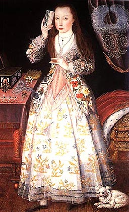Elizabethan Courtesan