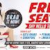 Promosi Free Seats dari Malindo Air