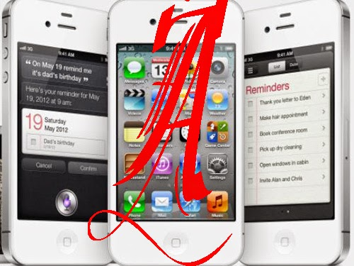 Harga dan Spesifikasi Handphone Apple iPhone 4S - 64GB