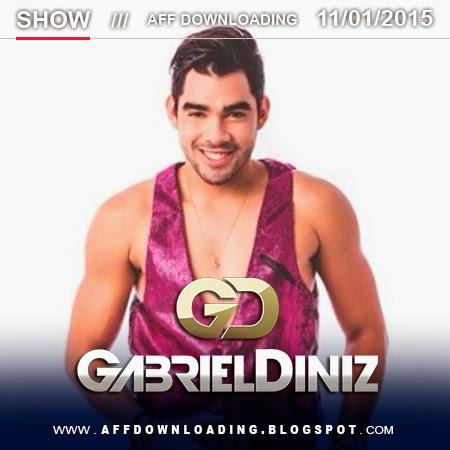 Gabriel Diniz – Gameleira – PE – 11.01.2015