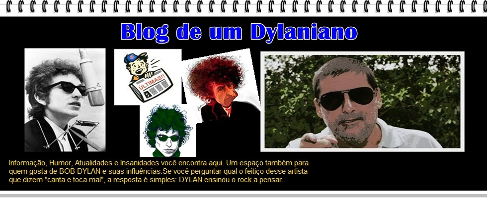 Blog de um Dylaniano