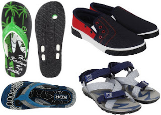 Buy Earton Men's footwear  at Flat 60% Off at starting price 98 only at amazon:Buytoearn