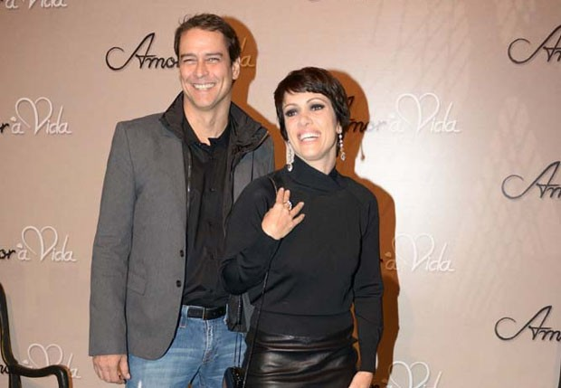 Marcello Antony e Bel Kutner (Foto: Caio Duran/AgNews)