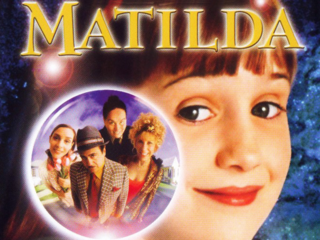 (500) Words Of Laura: Matilda (1996) – Film Review