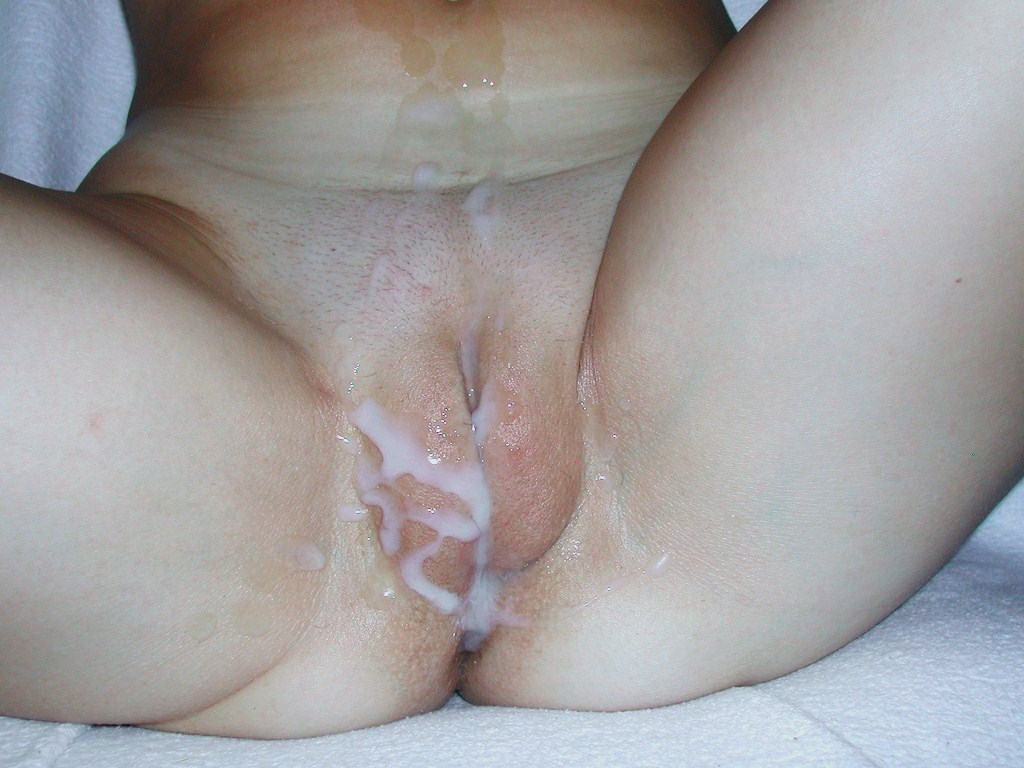 Wife Gets Cum In All Her Holes