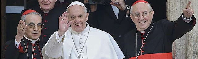 CONCLAVE: Argentino é eleito Papa