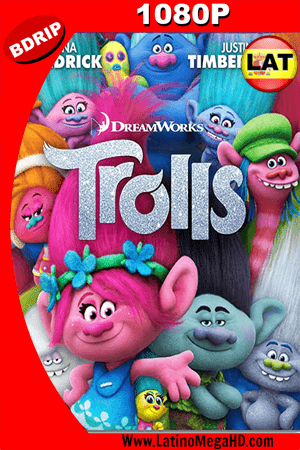 Trolls (2016) Latino HD BDRIP 1080p ()