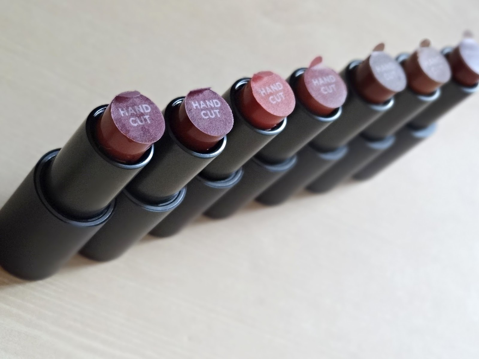 Bite Beauty Butter Cream Lipsticks Review, Photos & Swatches