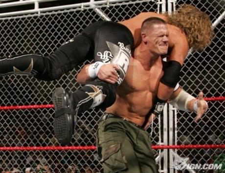 pictures of john cena wrestling. John Cena stfu jerrico