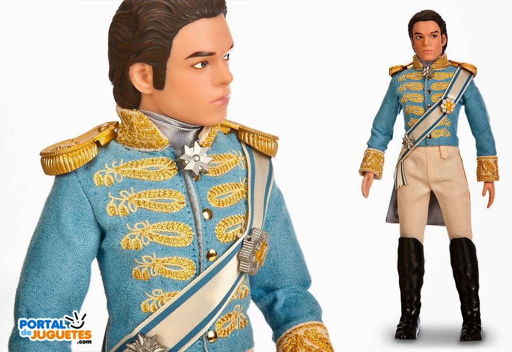 muñeco principe azul cenicienta boda disney store