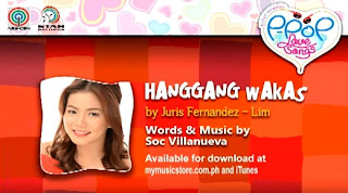 Hanggang Wakas by Juris Lyrics & Video | Himig Handog P-Pop Love Songs