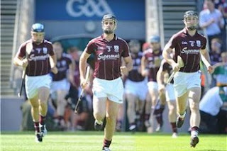 Galway's young hurlers