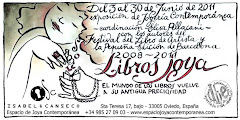 """Exposición colectiva """"Libros - Joya"""""""