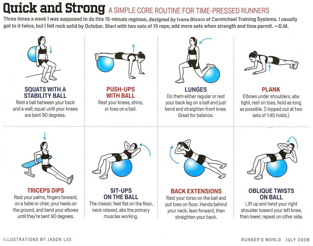 Back Strengthening Exercises: Back Strengthening Exercises Examples
