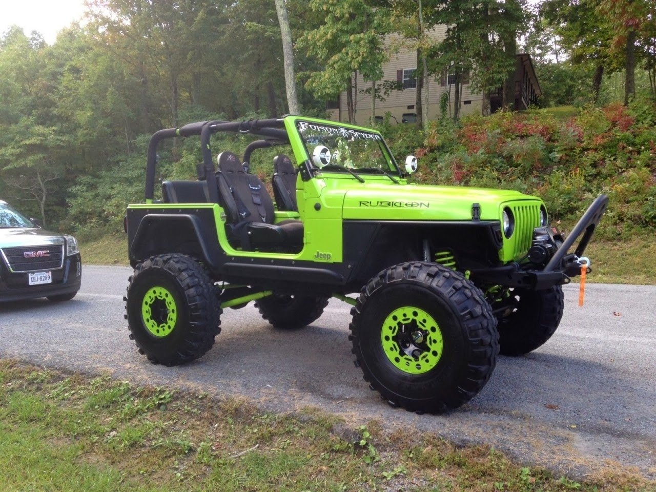 Custom jeep wrangler tj bing images 533x400 the