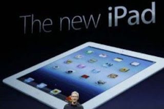 Launching New iPad di Indonesia