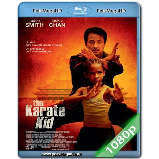THE KARATE KID (2010) 1080P HD MKV ESPAÑOL LATINO