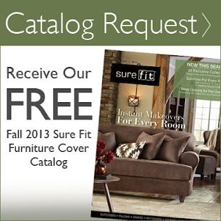 Our New Fall 2013 Sure Fit Slipcover Catalog Has Arrived